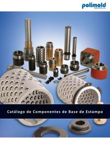 Catálogo de Componentes de Base de Estampo - POLIMOLD ...