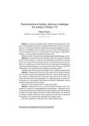 discurso e ideologia em Justiça e Ônibus 174 - Dialnet