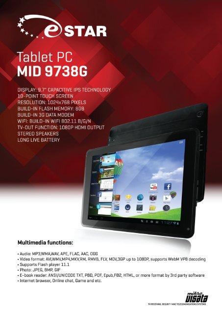 MID9738G-Date-sheet pdf