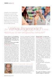 Interview mit Dr. Bernd Eitner - Mandev Europe GmbH