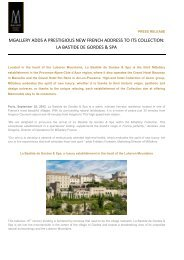 LA BASTIDE DE GORDES & SPA - Accor