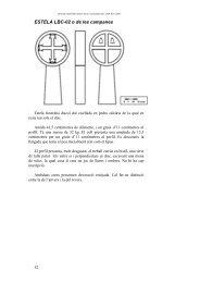 ESTELA LBC-02 o de les campanes - Ajuntament de les Borges del ...
