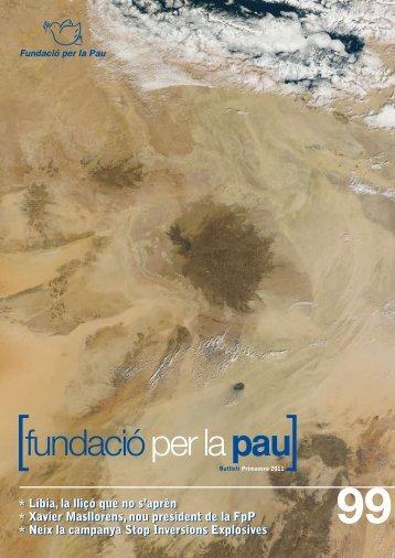 Descarrega en pdf - Fundació per la Pau