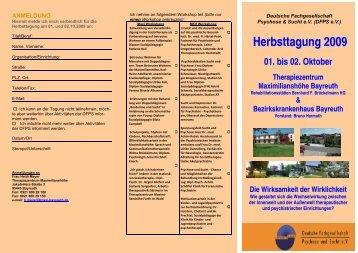 Herbsttagung 2009.pdf - Markus-Haus Essen