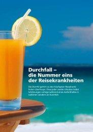 Durchfall - Markus Apotheke + Reformhaus