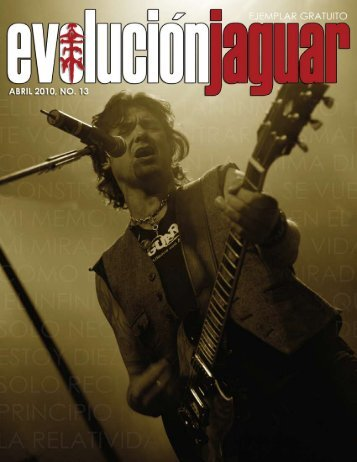 Caifanes : Revista Evolucion Jaguar