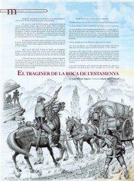 EL TRAGINER DE LA ROCA DE L'ESTAMENYA - Ara Lleida