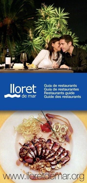 Guia restaurants