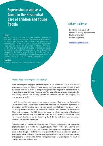 Actas Ciclo Conferências - Centro de Estudos de Serviço Social e ...