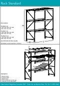 Catálogo Almacenamiento - Rapi-Estant - Page 2