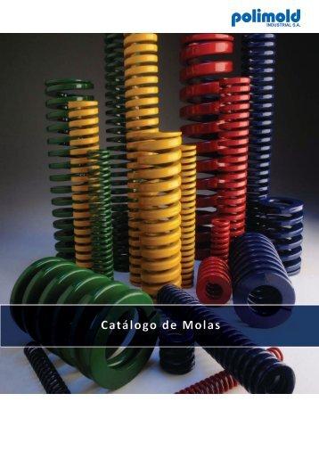 Catálogo de Molas - Polimold.com