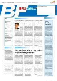 Was umfasst ein erfolgreiches ... - adisoft systems GmbH & Co. KG