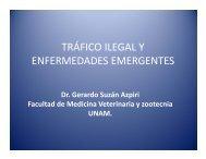 Trafico ilegal de animales y enfermedades emergentes