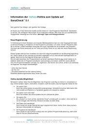 Update 5.1 - martens - medizinisch-pharmazeutische software gmbh