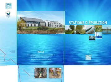 Brochure stations d'épuration - Ipalle