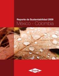 Reporte de Sustentabilidad 2009 - The Dow Chemical Company