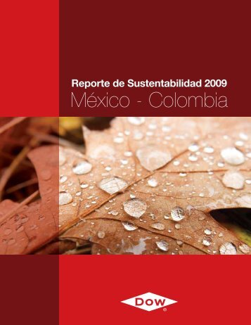 Reporte de Sustentabilidad 2009 - The Dow Chemical Company