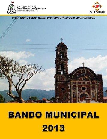 San Simón de Guerrero 2013
