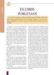 EX-LIBRIS POBLETANS