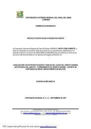 Cartagena - Portal Único de Contratación