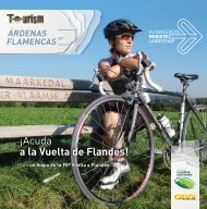 ¡Acuda a la Vuelta de Flandes! - Toerisme Oost-Vlaanderen