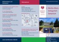 2. Martha-Maria Schlaganfall- Symposium