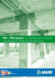 FRP y FRG System: los sistemas para el refuerzo y la ... - Mapei