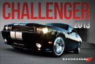 GS Cat Challenger 2013 101212 - Dodge