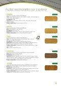 Catàleg 2013 Fusta i elements per a exteriors - Page 5