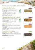 Catàleg 2013 Fusta i elements per a exteriors - Page 6