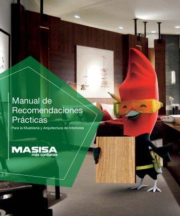Manual de Recomendaciones Prácticas - Masisa