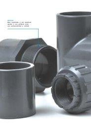 docs/1.1 T2009 accesorios PVC TEXTO 1-4 - Glynwed