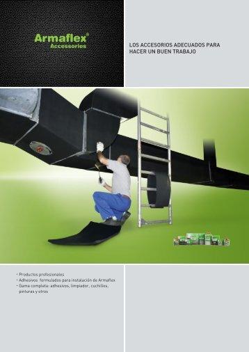 Armaflex Accesorios - Ficha Técnica - Armacell