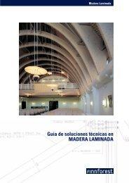 Guía de soluciones técnicas en MADERA LAMINADA - Fupicsa