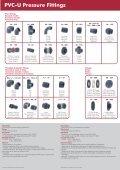 Accesorios PVC-U presión Cepex - Poolaria - Page 2