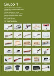 Descargar catálogo - Manufacturas GOVE, SL