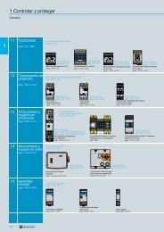 Guía de selección de contactores de la firma Telemecánica