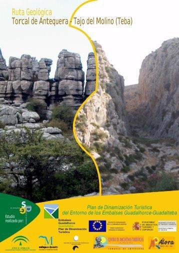 Ruta Geológica Torcal de Antequera - Tajo del Molino ... - Gaitanes