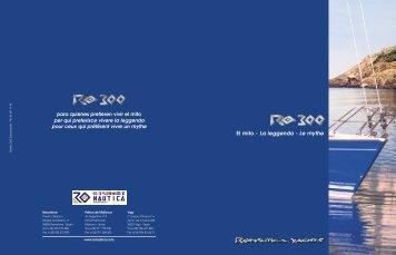 Folleto de venta RO 300 - YULUKA