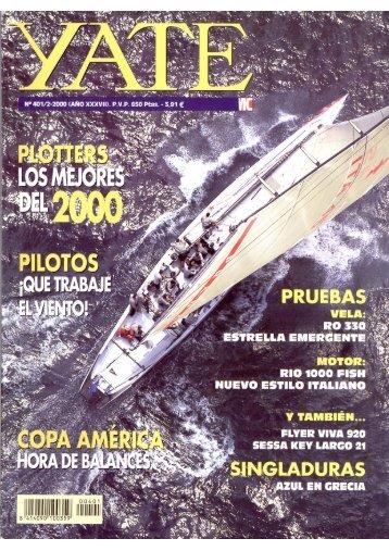 Revista Yate RO·330 / Prueba