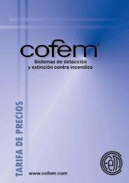 cofem tarifa 2012 - Plenummedia
