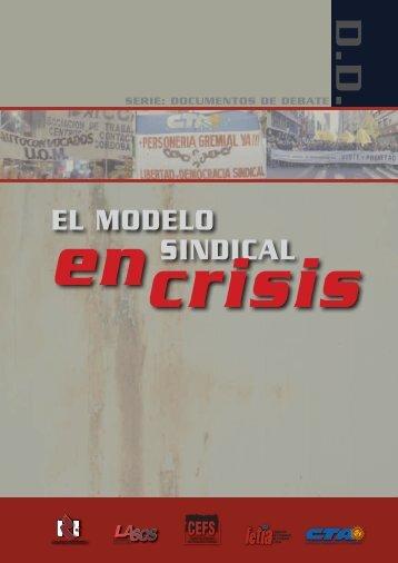 01-WEB-El modelo sindical en crisis.indd - CEFS
