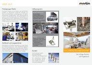 Eine PDF-Version des Faltblatts kann hier ... - Martin-metall.de