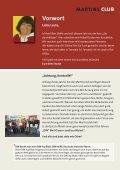 durchblick m|c - Martinsclub Bremen e.V. - Page 3