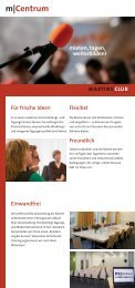 m|Centrum Flyer - Martinsclub Bremen e.V.