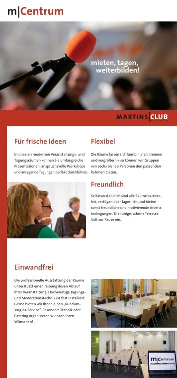 m|Centrum Flyer - Martinsclub Bremen e.V.