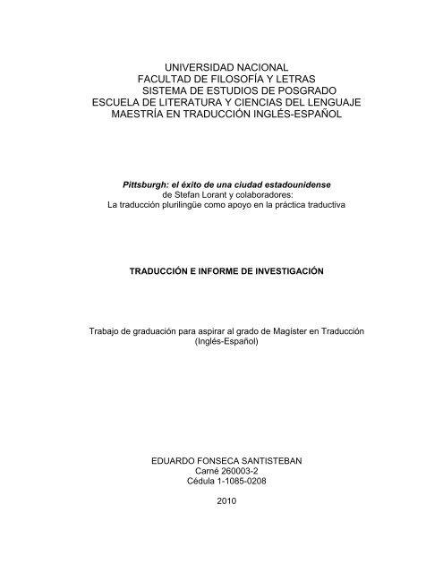 Universidad Nacional Facultad De Filosofía Y Mogap