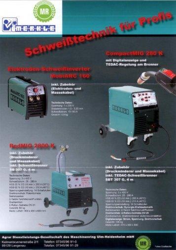 mit Digitalanzeige und TEDAC-Regelung am Brenner