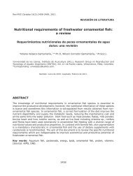 Nutritional requirements of freshwater ornamental fish: a review