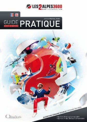 GUIDE Pratique - Les 2 Alpes
